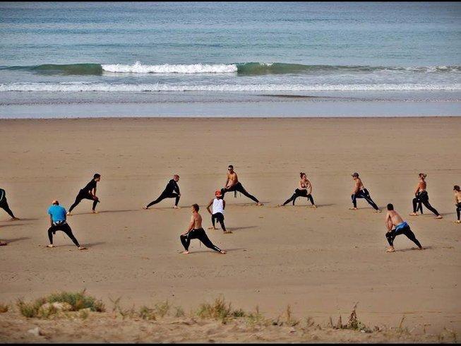 8 Tage Surf und Yoga Urlaub in Marokko