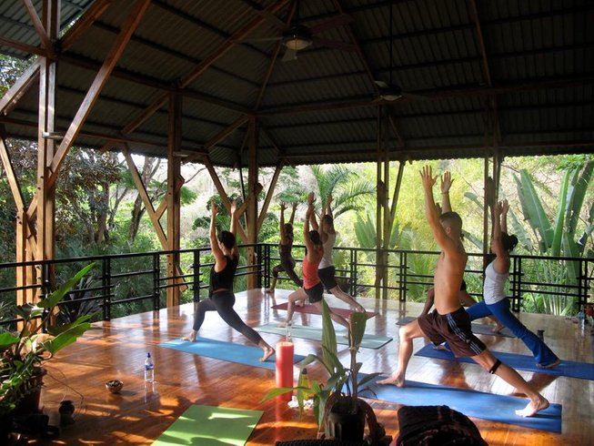 7 Days Detox and Yoga Retreat in Costa Rica