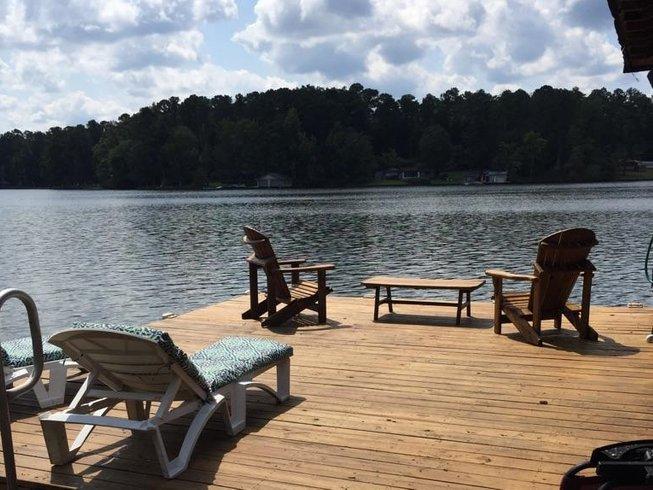 Weekend Yoga Retreat on Lake Sinclair