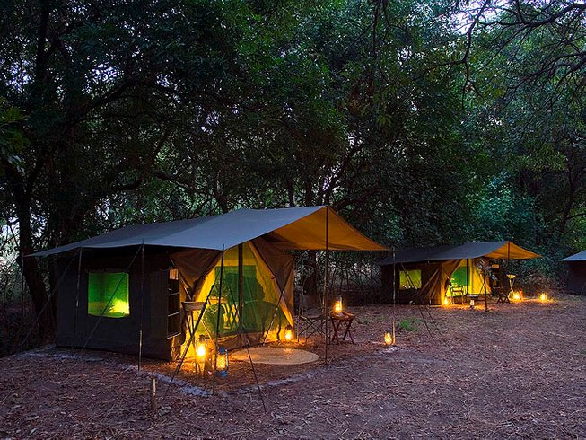 12 Days Okavango Delta Safari in Botswana
