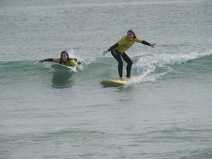 5 Day Surf Camp for All Levels in Florianópolis, Santa Catarina