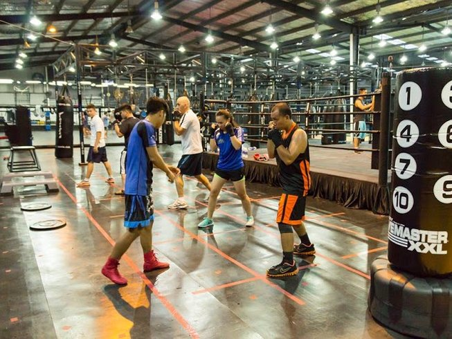 1 Month Silver Martial Arts Training and Full Gym in Vietnam