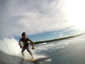7 Days Fun Surf and Yoga Camp in Siargao, Philippines