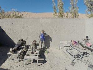 7 días de sanación y detox en el desierto de Chile