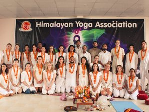 60 Days 500 Hours Multi Style Yoga Teacher Training in Rishikesh, India