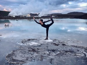 5 Days Fire and Ice Yoga Retreat in Reykjavik, Iceland