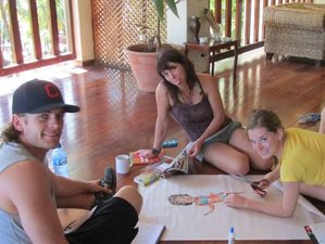 28 Day Spanish and Yoga Holiday in Cabuya, Puntarenas