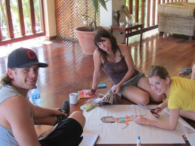 28 Days Spanish and Yoga Retreat in Puntarenas, Costa Rica