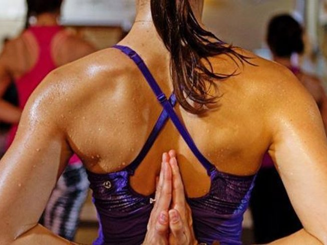 29 Days 200 Hours Hot Yoga Teacher Training in Barcelona, Spain