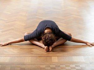 10 Days Advanced Silent Mind and Yoga Retreat in Quarna Sopra, Italy