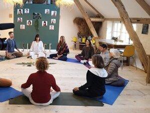 3 jours en week-end de silence avec méditation, yoga et qigong à L'Arbre aux Étoiles, Normandie