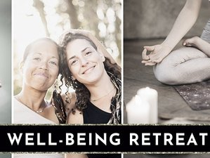 3 Day Online Weekend Well-Being Retreat To Combat Stress