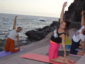 8 Day Xmas and New Year Delighting Yoga Retreat in Puerto de la Cruz, Tenerife