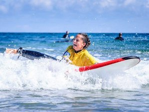 8 Days Summer Surf Camp in Spain