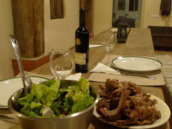 5 Days Cooking with Wine Holiday in Transylvania