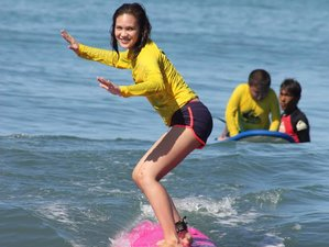 5 Days Refreshing Surf Camp Philippines