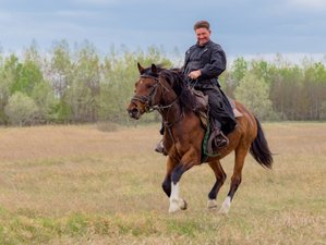 5 Day Advanced Riders' Horse Riding Holiday in the Southern Great Puszta Plains