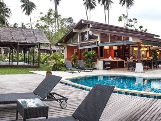 8 Days De-Stress, Meditation and Yoga Retreat in Koh Samui, Thailand