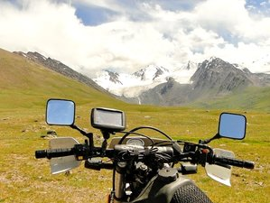 14 Days Off-Road Motorcycle Tour in Kyrgyzstan and Tajikistan