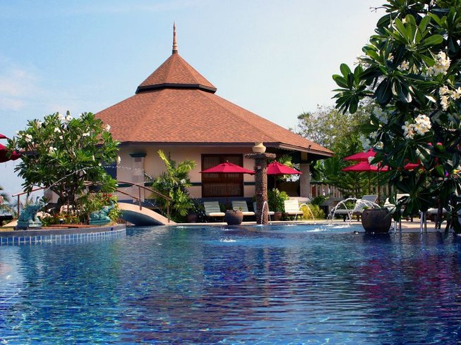 4 Days Vitalize Program and Yoga Retreat in Phuket, Thailand