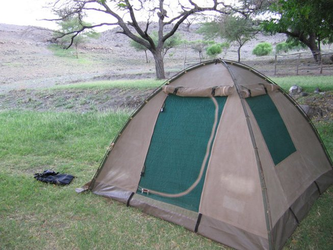 7 Days Bush Camping Safari in Tanzania