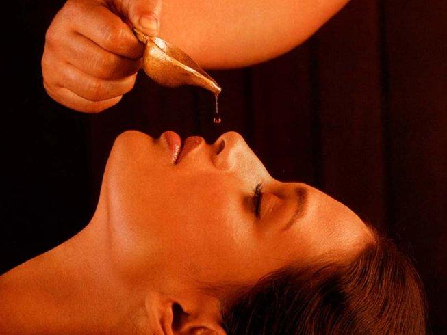28 Days Ayurveda Yoga Retreat Kerala, India