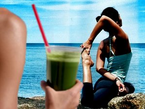 7 Days Beginners Detox and Yoga Retreat in Spain