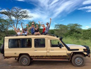 12 Days Camping Safari in Uganda