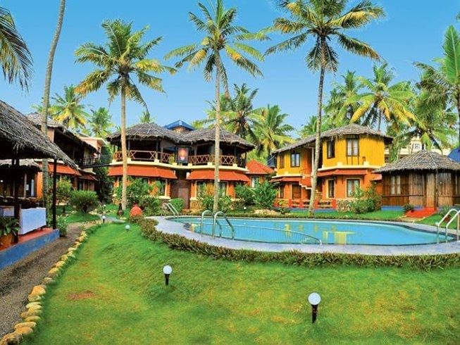 "11 Days ""Awakened Heart"" Yoga Retreat Kerala, India"