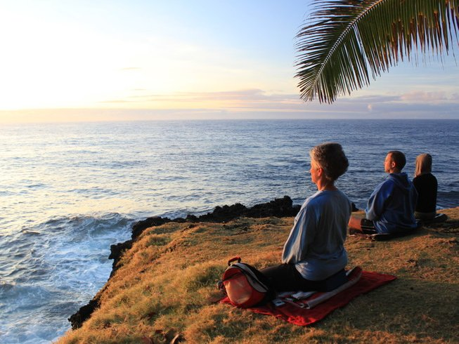 8 Days Paradise Yoga Retreat in Hawaii