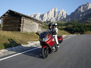 8 Day Guided Scenic Motorcycle Tour in Corsica, France