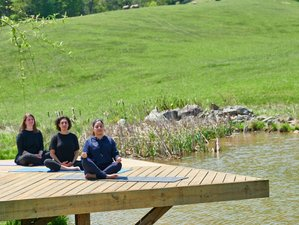 7 Day Detox and Yoga Wellness Holiday in Bland, Appalachian Mountains, Virginia