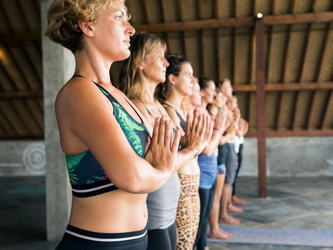 8-Day Surf & Yoga Retreat in Indonesia