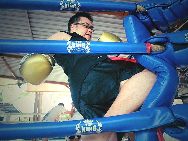 7 Days Muay Thai Camp in Thailand