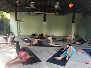 22 Days Hatha Yoga Retreat in Thailand