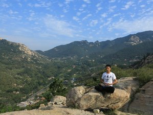 21 Day Taoism Qigong, Meditation and Chinese Traditional Medicine for Wellness and Detox in Linyi