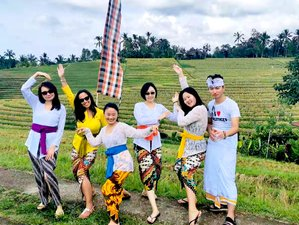 8 Day Authentic Balinese Culture, Tai Chi, Martial Arts, and Ancient Yoga Retreat in Tabanan, Bali