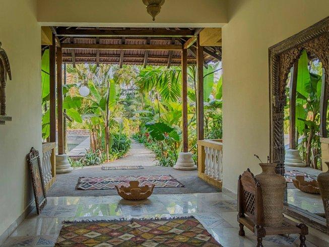 11 Tage Ashtanga Yoga Retreat in Goa, Indien