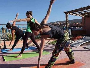 7 Days Formula Yoga and Surf Camp in Tamraght, Morocco