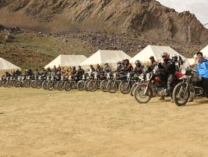 13 Day Guided Motorbike Expedition to the Ladakh