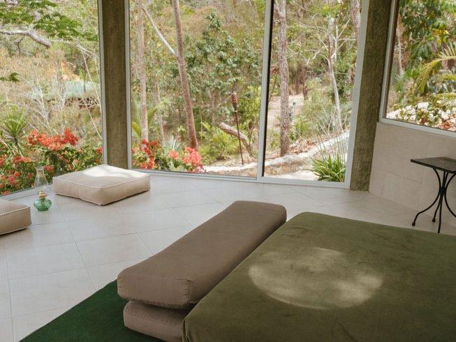 5 jours en stage de yoga de guérison et détox numérique dans le Jalisco, Mexique