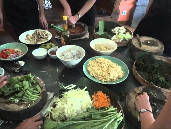6 Days Cooking and Yoga Retreat Bali