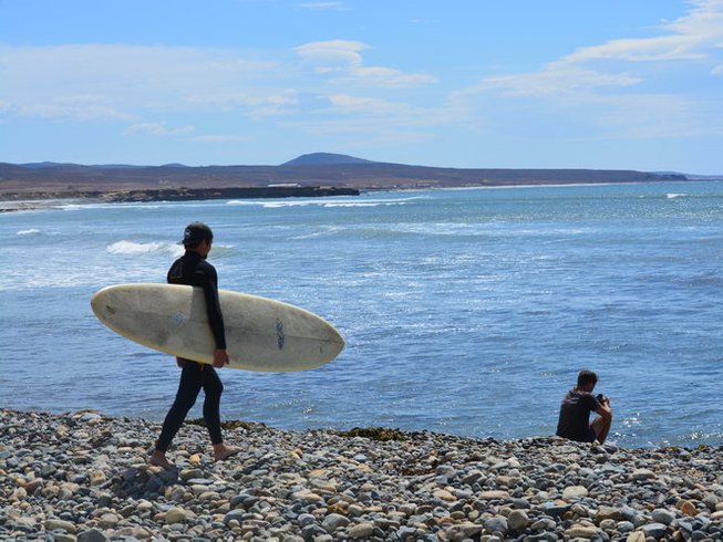 4 Days Soulful Surf Camp in Baja California, Mexico