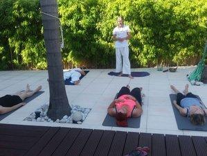 5 días de detox, meditación y yoga en Alicante, España