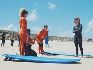 4 Day Surf and Yoga Holiday in Peniche