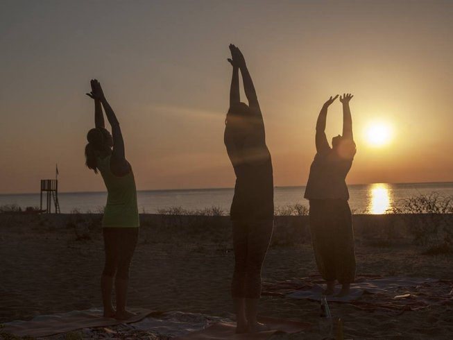 8 Days Cookery Course and Eco Yoga Retreat in Italy