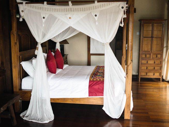 """7-Daagse """"Afslank"""" Sapkuur en Yoga Retraite op Bali, Indonesie"""