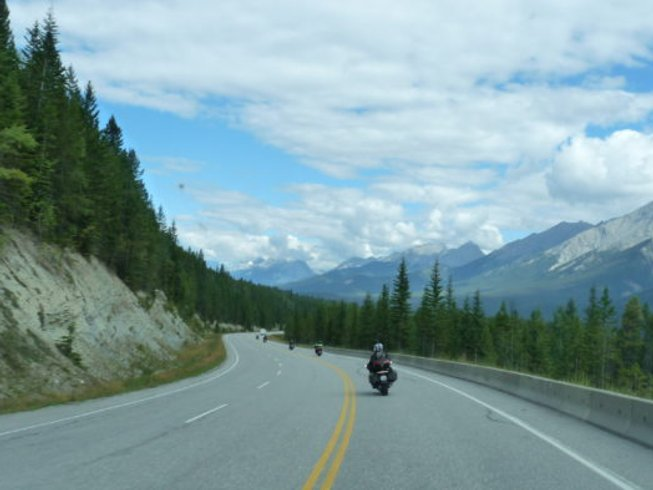 12 Days Guided Motorcycle Tour in Canada