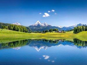 8 jours en retraite de yoga classique, marche et méditation en Bavière, Allemagne