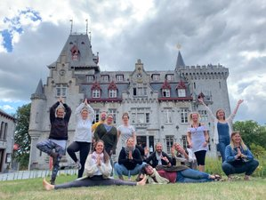 3 Day Yoga Foundations Weekend Retreat in Septon-Durbuy, the Ardennes
